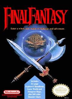 <i>Final Fantasy</i> (video game) 1987 video game