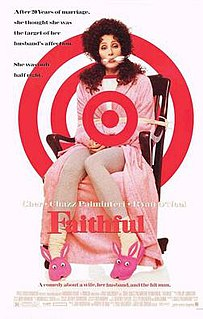 <i>Faithful</i> (1996 film) 1996 film by Paul Mazursky
