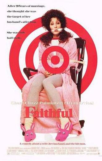 Faithful (1996 film) - Image: Faithful poster