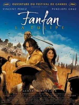 Fanfan la Tulipe (2003 film) - Image: Fanfan la tulipe 2003