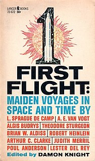 <i>First Flight: Maiden Voyages in Space and Time</i>