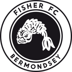 Fisher F.C. - Image: Fisher F.C. logo