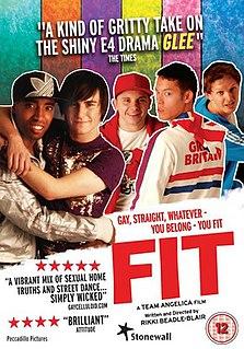 <i>Fit</i> (film) 2010 film by Rikki Beadle-Blair