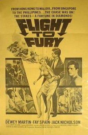 Flight to Fury - Image: Flight to Fury Film Poster