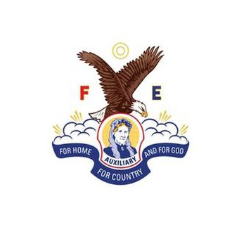 Fraternal Order of Eagles - Official logo of the Fraternal Order of Eagles Auxiliary