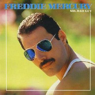 Mr. Bad Guy - Image: Freddie Mercury Mr. Bad Guy