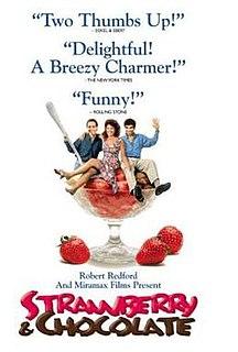 <i>Strawberry and Chocolate</i> 1994 Cuban film