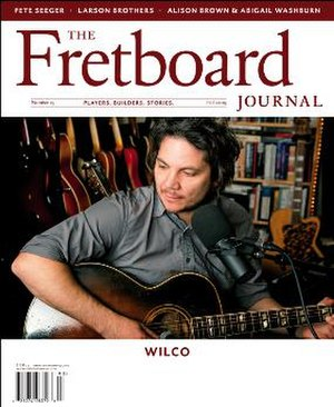 Fretboard Journal - Image: Fretboard cover issue 2