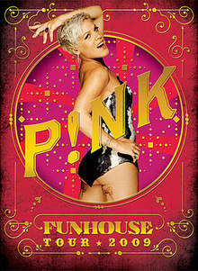 concert pink funhouse