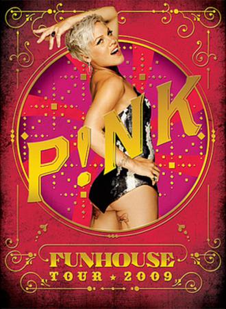 Funhouse Tour - Image: Funhouse Tour 2009
