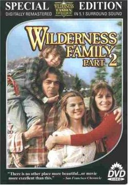 The Further Adventures of the Wilderness Family full movie (1978)