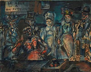 Who is artist george rouault
