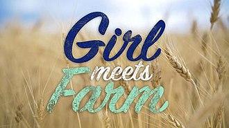 Girl Meets Farm - Image: Girl Meets Farm intertitle