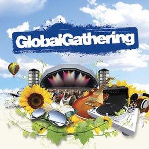 Global Gathering - Global Gathering 2008 Promo Poster