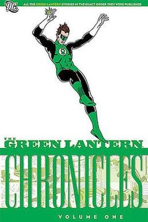 The Green Lantern Chronicles - Image: Green Lantern Chronicles V1
