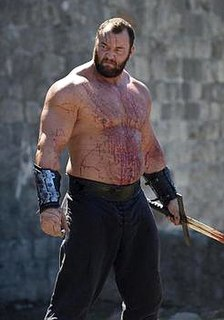 Gregor Clegane Character in A Song of Ice and Fire