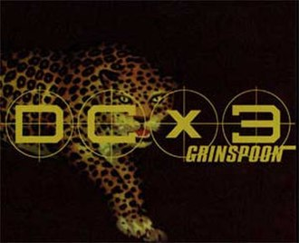 DC×3 - Image: Grinspoondcx 3