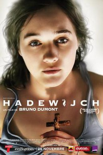 Hadewijch (film) - Theatrical release poster