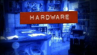 Hardware (TV series) - Image: Hardware title card