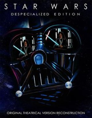 Harmy's Despecialized Edition - Blu-ray cover