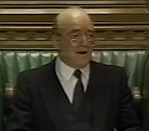 Harold Walker, Baron Walker of Doncaster - Image: Harold Walker 1990