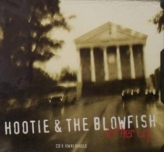 Let Her Cry (song) 1994 single by Hootie & the Blowfish