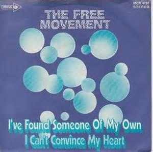 I've Found Someone of My Own - Image: I've Found Someone of My Own The Free Movement