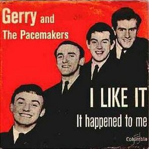 I Like It (Gerry and the Pacemakers song) - Image: I Like it Gerry and The Pacemakers
