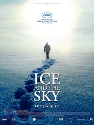 Ice and the Sky - Film poster