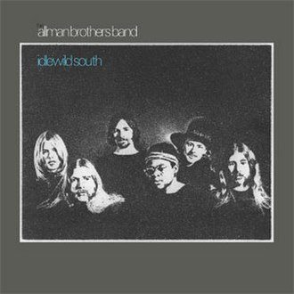 Idlewild South - Image: Idlewild South cover