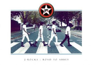 <i>Road to Abbey</i> 2009 EP by J-Rocks