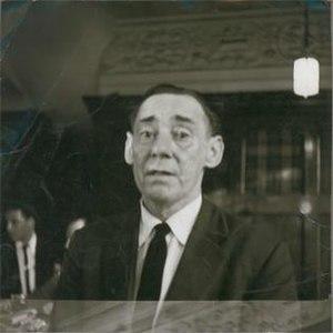 John Deakin - Photograph of Deakin likely c. early to mid-1950s?