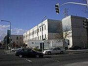 Kaiser Permanente Richmond Medical Center in downtown Richmond.