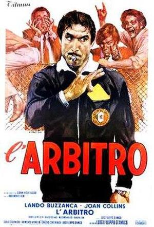 L'arbitro (1974 film) - Image: L'arbitro (1974 film)
