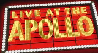 Live at the Apollo (TV series) - Image: LAT Atitle