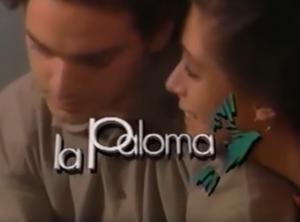 La Paloma (telenovela) - Title card