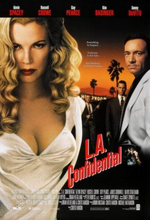 <i>L.A. Confidential</i> (film) 1997 film by Curtis Hanson