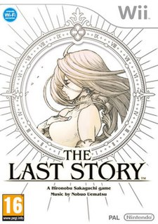<i>The Last Story</i> video game