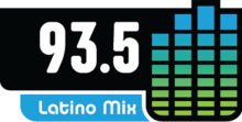 Latino Mix 93.5 logo.png