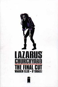 Image result for Lazarus Churchyard book cover