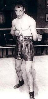 Len Harvey British boxer