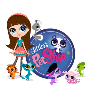 <i>Littlest Pet Shop</i> (2012 TV series) American-Canadian animated television series based on a toy franchise