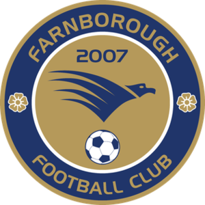 Farnborough F.C. - Image: Logo Farnborough FC
