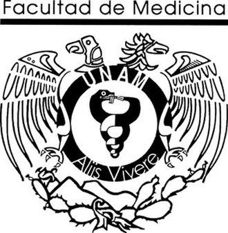 School of Medicine, UNAM - Image: Logo medicina