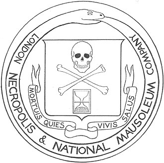 London Necropolis Railway - Image: London Necropolis Railway (seal)