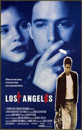 Lost Angels - Theatrical Release Poster