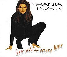 Shania Twain — Love Gets Me Every Time (studio acapella)