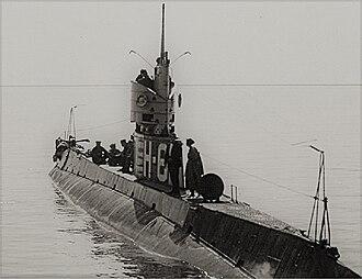 Wilhelm von Brincken - Newlyweds LT Lyman K. Swenson USN and Milo Abercrombie, on Submarine H-6, San Pedro, CA 1920