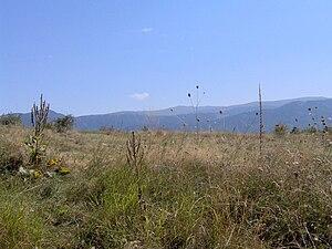 Lyulin Mountain - Image: Lulin