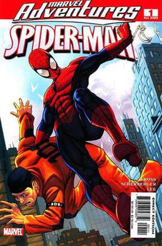 Marvel Adventures Spider-Man - Image: MASM1